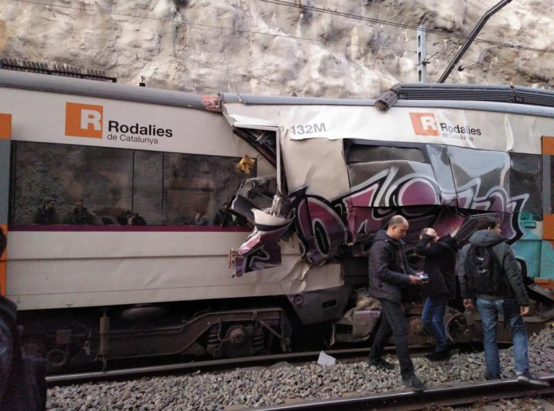 ***** Entrada especial dedicada a l'accident ferroviari de Castellgalí. 1a part.