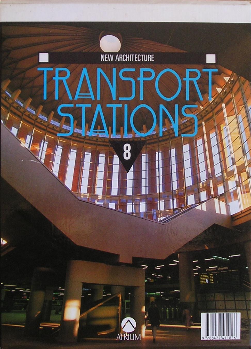 """Joies de la Biblioteca del Club Ferroviari de Terrassa: """"Transport Stations"""""""