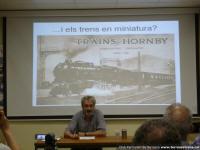 Conferència Trens sobre paper