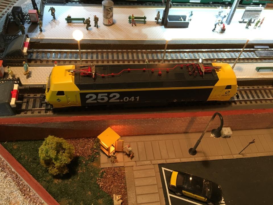 Visites virtuals als tresors ferroviaris dels nostres socis/es.  I – Joan Artigas
