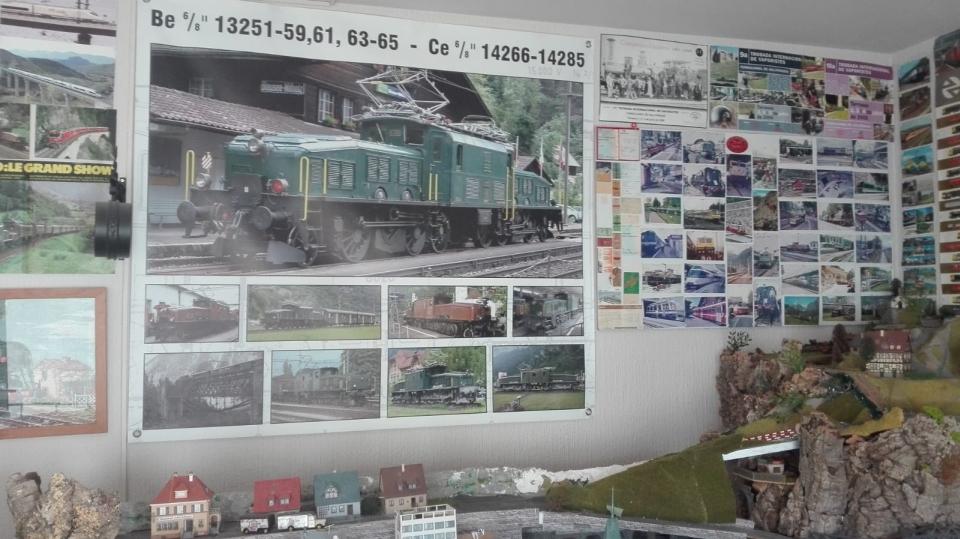 Visites virtuals als tresors ferroviaris dels nostres socis/es.  VIII – Pere Poch