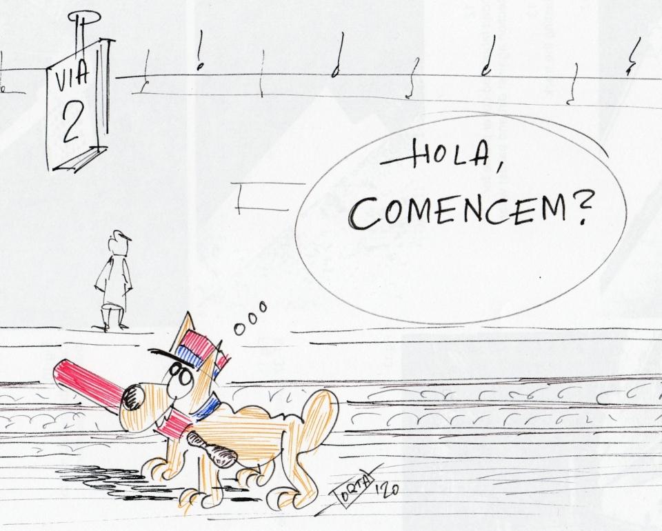 Visites virtuals als tresors ferroviaris dels nostres socis/es.  XII –  Jordi Orta