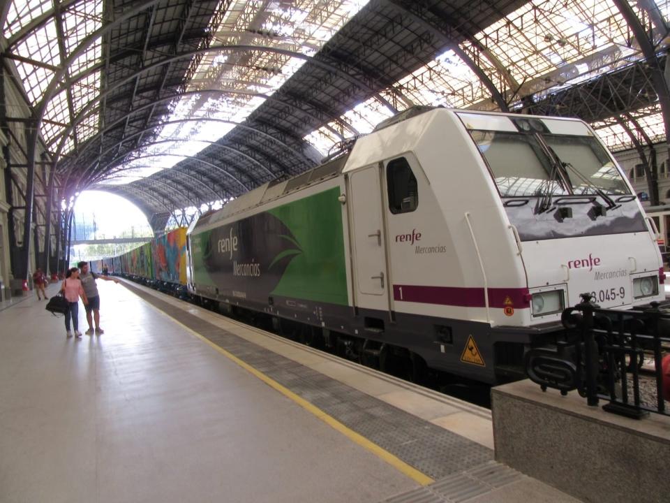 Visites virtuals als tresors ferroviaris dels nostres socis/es.  XVI – Alfredo Babio