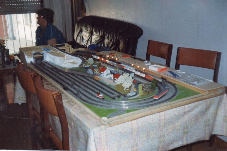 Visites virtuals als tresors ferroviaris dels nostres socis/es.  XVIII – Antonio Jiménez