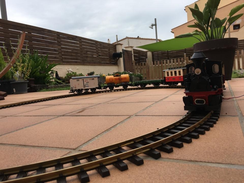 Visites virtuals als tresors ferroviaris dels nostres socis/es.  XX – Francesc i Xavier Mas – 2a Part