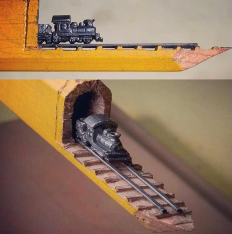 *** Miniatura ferroviària extraordinària. Xat del CFT. José Antonio Galindo.