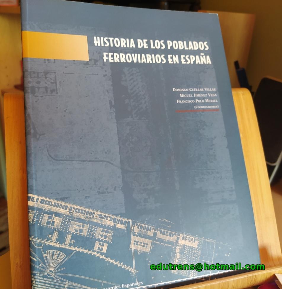Parlem de llibres, documents i pel·lícules ferroviàries 1 – Edu Martínez