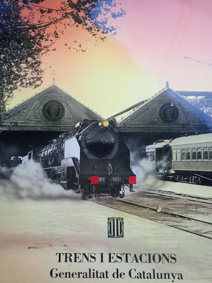 Parlem de llibres, documents i pel·lícules ferroviàries 9 – Esteve Cot