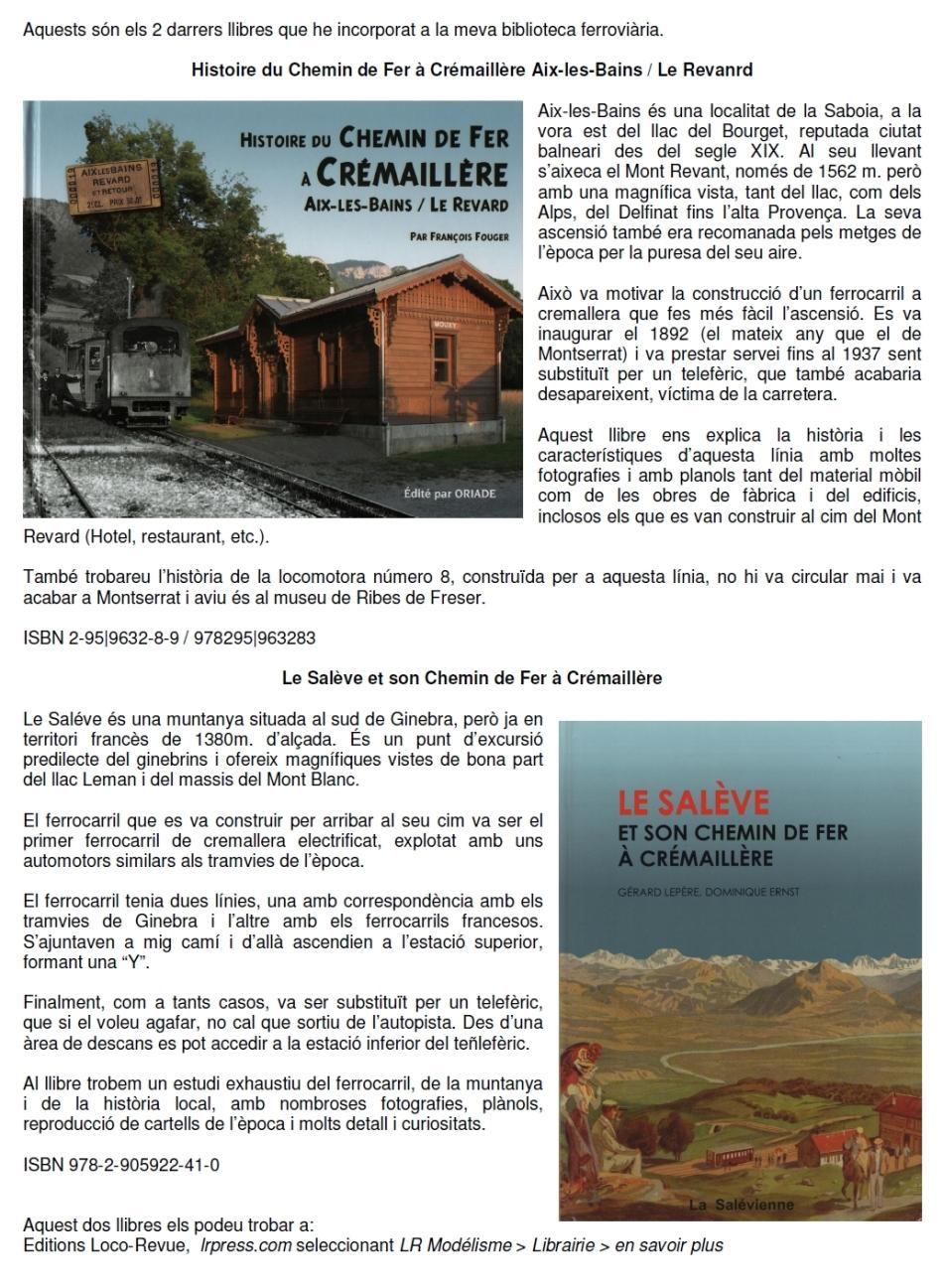 Parlem de llibres, documents i pel·lícules ferroviàries 14 – Ernest Godó