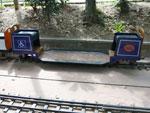 Cotxe plataforma