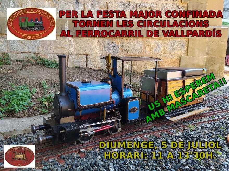 ***** F.C. Vallparadís – Tornada