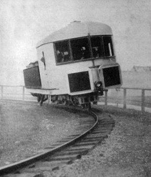 El fracàs del giro-monorails. Emilio Cano.