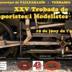 XXV Trobada de Vaporistes i Modelistes